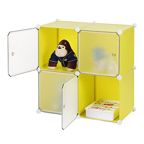 songmics estanter a armario ropero aparador o zapatero