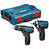 Cutting-Edge Bosch GSB10.8-2-Li Cordless Combi and GDR10.8V