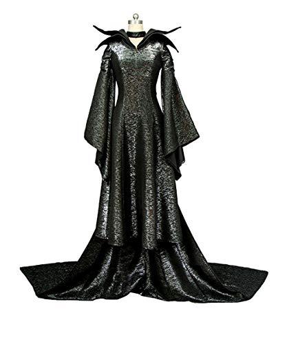 MingoTor Hexe Witch Dress Kleid Cosplay Kostüm Damen XL