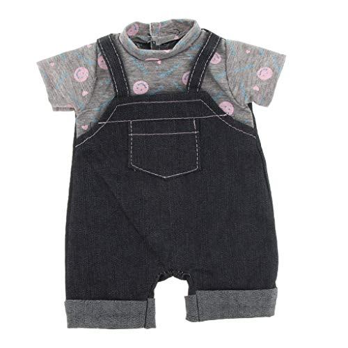 Sharplace Schönes Puppen Kleidung mit Kleiderbügel Für 18 Zoll American Girl Bekleidung Zubehör - 10 (Kleidung Puppe American Girl)