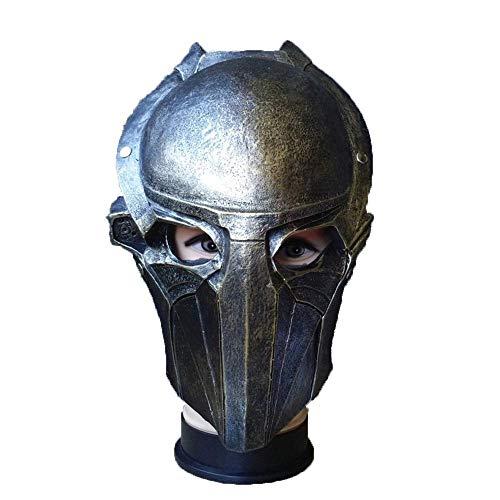 LXIANGP Predator Klassische Charakter Setzen Adler Maske Cosplay Halloween Karneval Film Spielen Requisiten Spielgeräte Leben cs ()