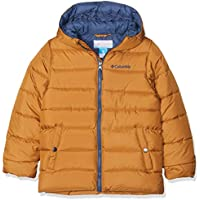 Columbia The Big Puff Jacket Chaqueta con Aislamiento, niño, Canyon Gold, ...