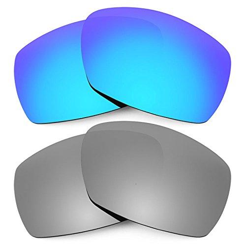 Revant Ersatzlinsen für Smith Dockside Polarisiert 2 Paar Kombipack K004