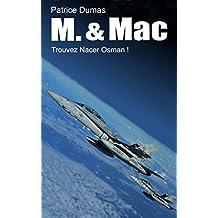 Trouvez Nacer Osman ! (M. & Mac t. 4) (French Edition)