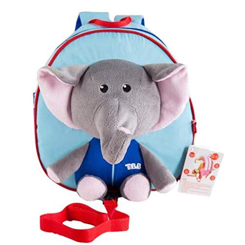 Lounayy 3D Animal Kids Backpack Kindergarten Backpack Men Toddler School Bag Mochila...