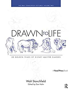 Drawn to Life: 20 Golden Years of Disney Master Classes: Volume 2: The Walt Stanchfield Lectures (0240811070) | Amazon Products