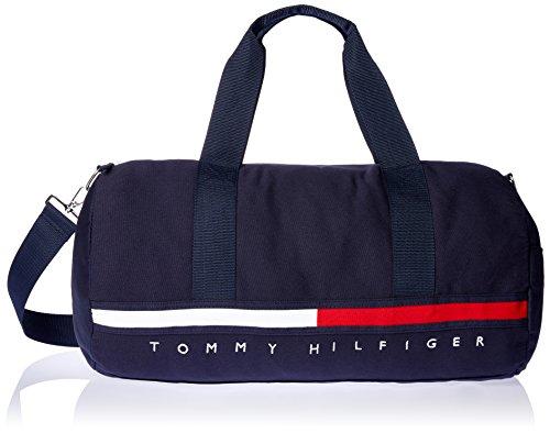 Tommy Hilfiger Duffle Bag Tasche Sporttasche Reisetasche dunkelblau 55 x 30 x 30cm -