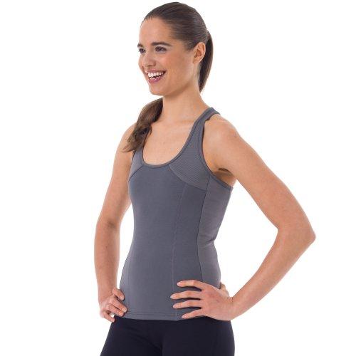 Zaggora Débardeur de sport pour femme gris - Gris