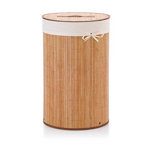 Bambus Wäschekorb von KELA, 79 Liter