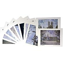 Prints Prints Prints Lot de 10 reproductions de tableaux de Londres
