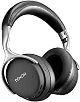 Denon AH-GC30 Wireless Noise Cancelling koptelefoon (40 mm drivers, Bluetooth), zwart