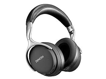 Denon AH-GC30 Wireless Noise Cancelling Headphones (40 mm Driver, Bluetooth), Black