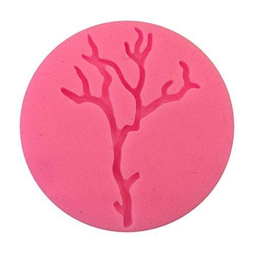 nt-Kuchen-Formen Seifen-Formen für Halloween Gelegentliche Farbe Ast ()