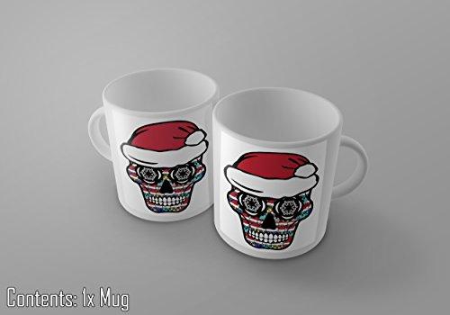 Christmas Sugar Skull - Funny No...