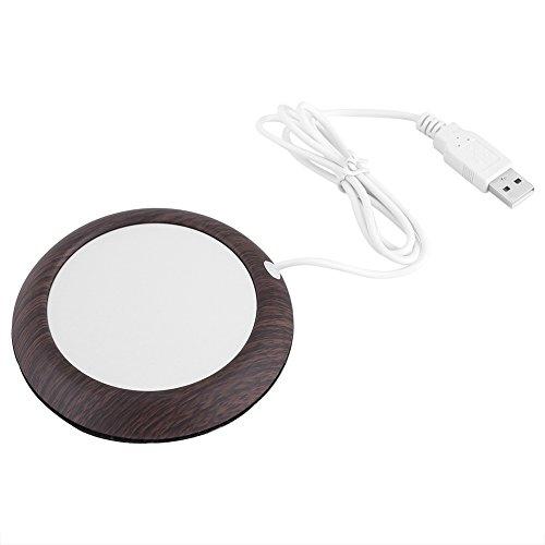 Preisvergleich Produktbild USB Tassenwärmer,  elektrische Tee Kaffee Becher Wärmer für Büro / Zuhause(Art 2.)
