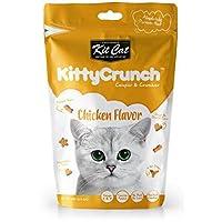 Kit Cat Kitty Crunch Chicken Flavor Cat Treat 60g