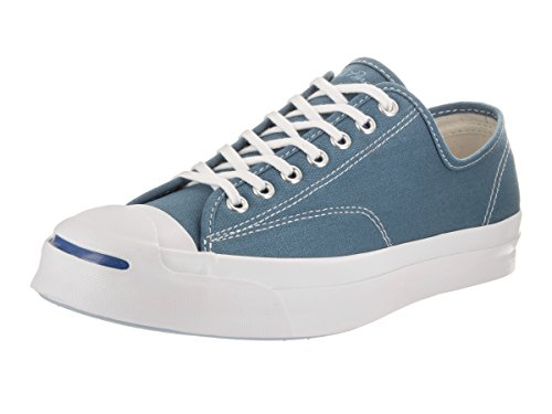 Converse Unisex Jack Purcell Signature Ox Casual Shoe Blue