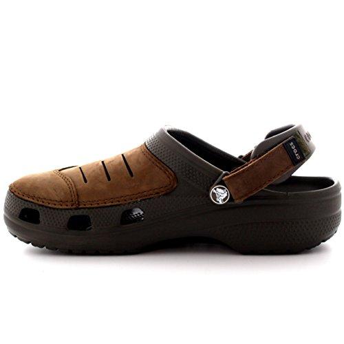 Crocs - Yukon, Zoccolo da uomo Marrone