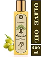 Grandeur 100 Pure And Natural Cold Pressed Olive Oil For Ha