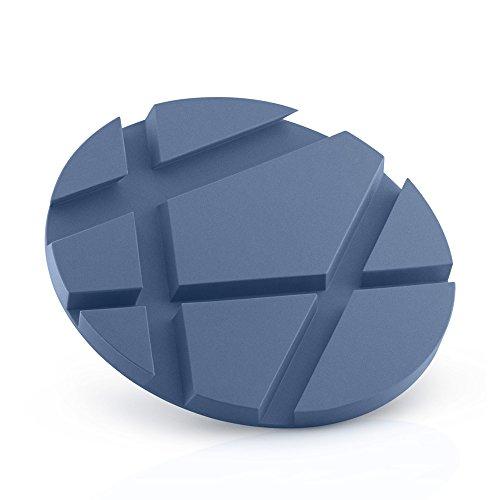 Eva Solo 530719 Dessous de Plat pour casseroles/poêles, Tablette ou Smartphone Support, smartmat, Plastique, Moon Light Bleu, 18,5 x 2,3 x 19 cm