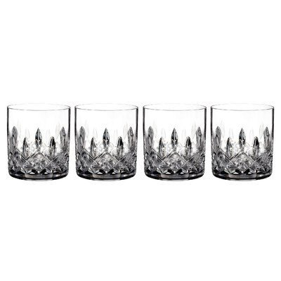 LISMORE gerade-seitige Tumbler (Set von 4) von Waterford Waterford Tumbler Set