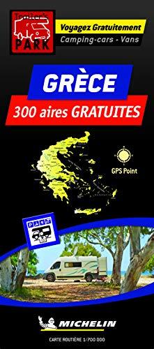 Preisvergleich Produktbild Greece Motorhome Stopovers: Trailers Park Maps