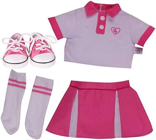 DesignaFriend Cheerleader Outfit by DesignaFriend (Cheerleader Outfit Für Verkauf)