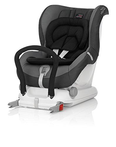Preisvergleich Produktbild Britax Römer Autositz, Max-Fix II, Reboarder Gruppe 0+/1 (Geburt, 9 kg), Kollektion 2015, Stone Grey