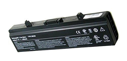 14.8V 28Wh Ersetzen Laptop Akku GW240 GP952 RN873 WK379 X284G HP287 0XR682 HP277 451-10532 für Dell 500 Dell Inspiron 1525 1526 1545 1446 - Inspiron 1526 Serien Laptop