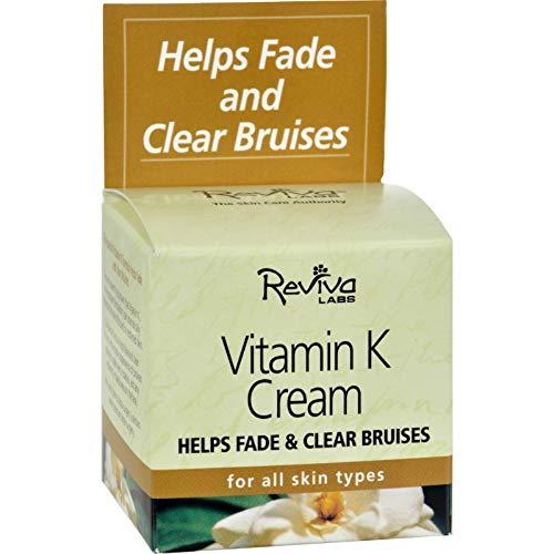 Reviva Labs, Vitamin K Cream, 1.5 oz (42 g)
