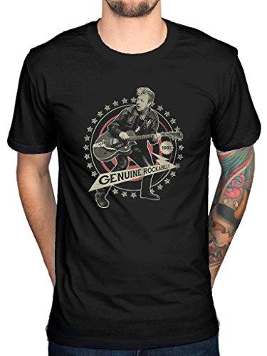AWDIP Official Brian Setzer Genuine Rockabilly T-Shirt