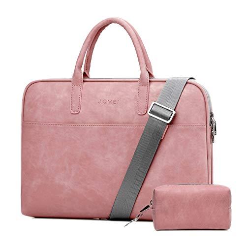HotYou Umhängetasche Tasche für Notebooks von 13–15,6 Zoll Mehrfarbig Rouge Version 2 Set 15.6...