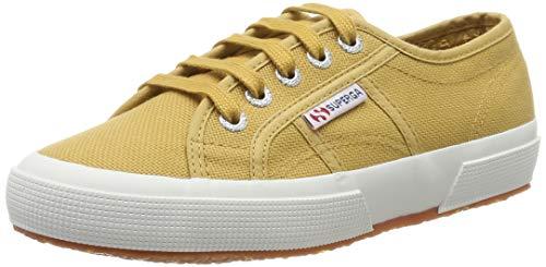 Superga 2750-COTU Classic, Sneaker Unisex Adulto, (Beige Taffy Wbl), 41 EU