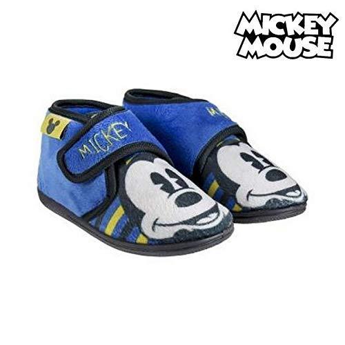 Zapatillas de Estar Por Casa Mickey Mouse 4311 (talla 26)