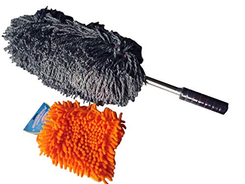 Chenille Car Duster/Mop Cleaner ...