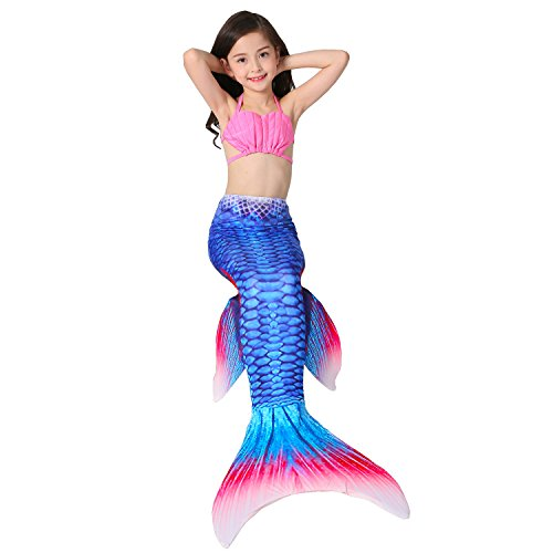 Foto Le SSara Ragazze Mermaid cosplay costume costumi d...