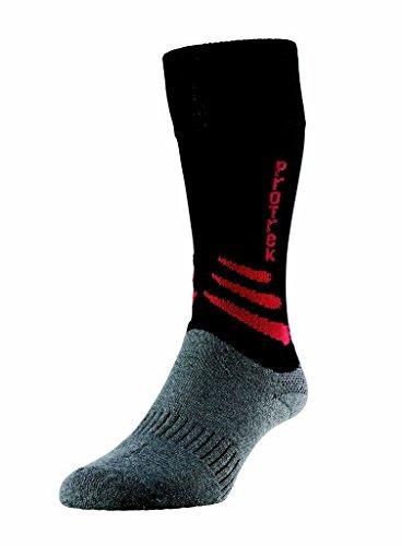 hj-hall-protrek-multi-trek-socks-bamboo-rich-fully-cushioned-foot-arch-support