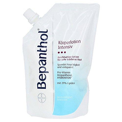 Bepanthol Intensiv Körperlotion Nachfüllbeutel, 400 ml