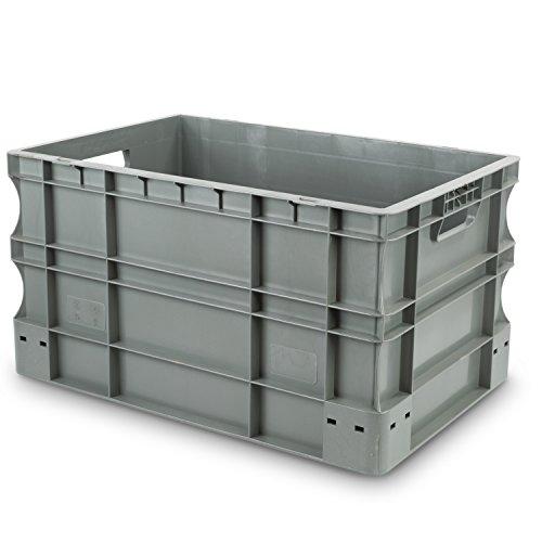 Hans Schourup 2260101665Litre Storage Euro Container 600x 400x 330mm Test