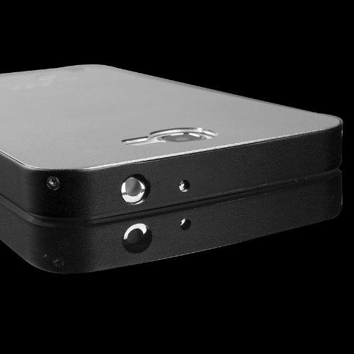 D9Q Ultra dünnen Aluminium-Gehäuse Cover Luxus RS Metallschränke decken Ersatz Akku Tasche Case Hülle Etui Schutzhülle Cover für Samsung Galaxy Note 2 II N7100 !C