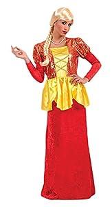 Carnival Toys - Disfraz damita en bolsa, talla única, color rojo (83624)