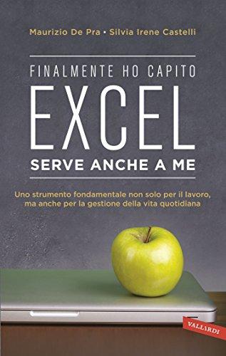 Excel serve anche a me: Uno strumento fondamentale non solo per il lavoro, ma anche per la gestione della vita quotidiana