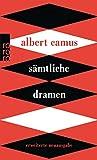 Sämtliche Dramen - Albert Camus