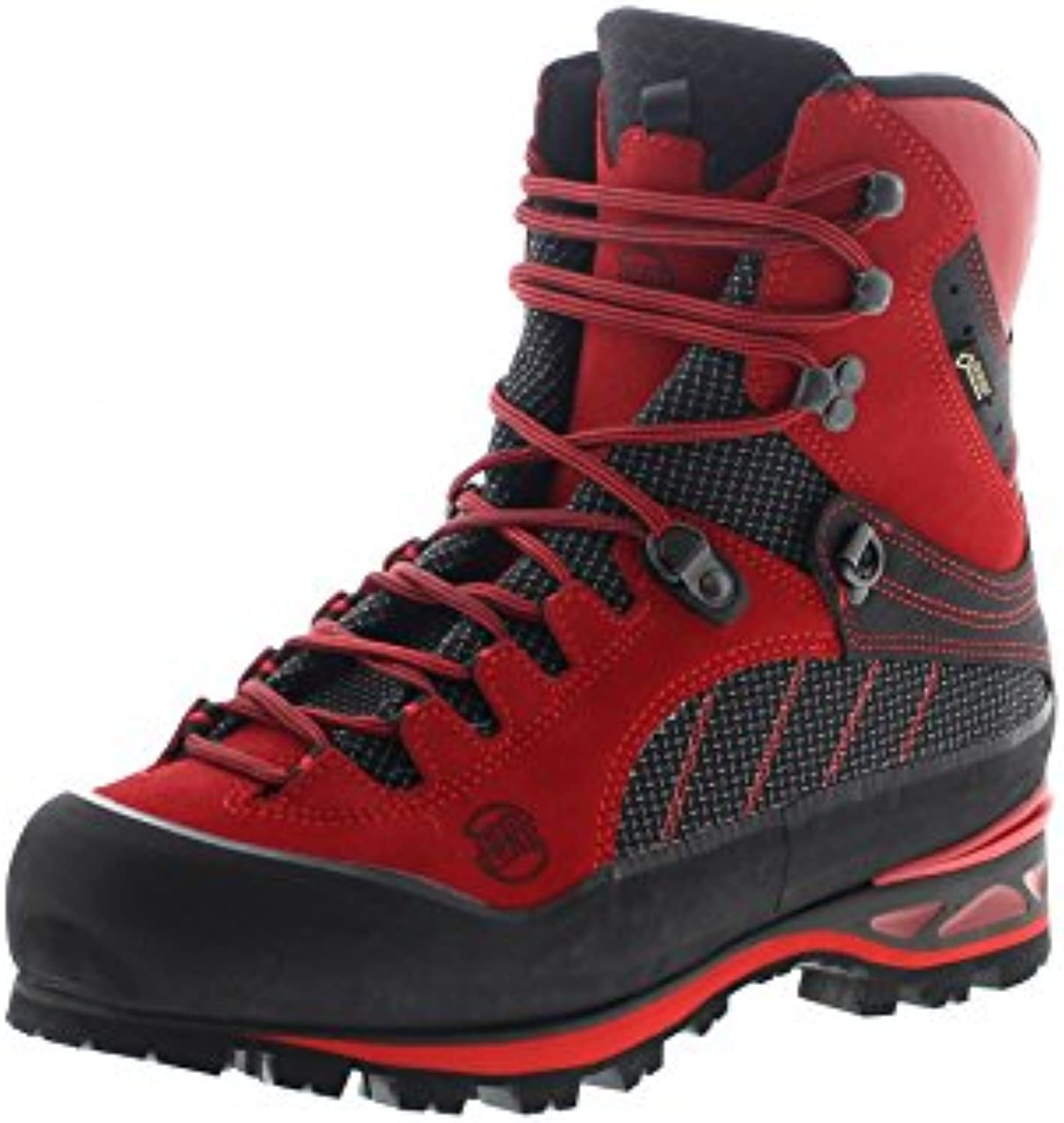 Hanwag Friction II GTX – Bright red