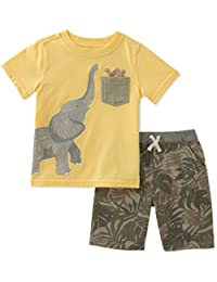 Kids Headquarters Boys' 2 Pieces Short Set