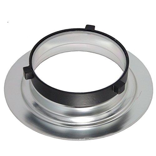 DYNASUN AD-Bow Adapter Anschluss für Flash/Blitz Bowens 95 Mm-adapter-ring