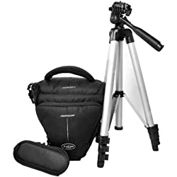 Pack Bolsa de viaje + trípode para Nikon D3300