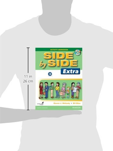 Side by Side (Extra) 3 Activity Workbook with CDs