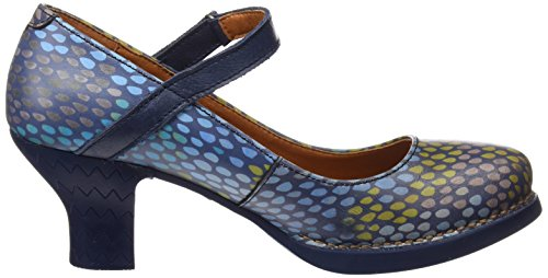 Art Damen Harlem Pumps Blau (Fantasy Drops)