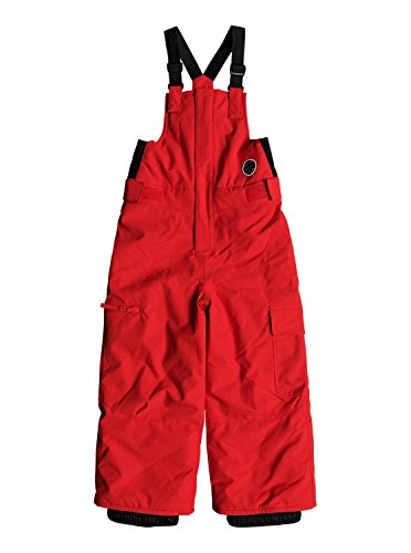 Quiksilver Snow Hose (Quiksilver Boogie - Snow Pants for Boys 2-7 - Snow-Hose - Jungen 2-7 - Rot)